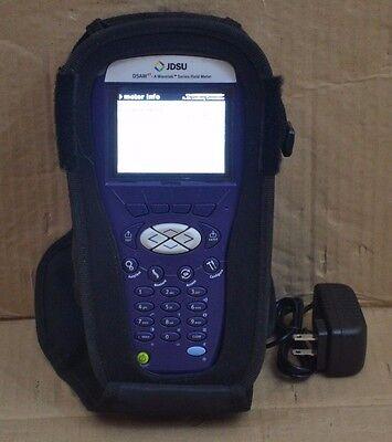Jdsu Dsam-2000 Xt Cable Meter Docsis 3.0 Catv Meter Constellation Annex Ab
