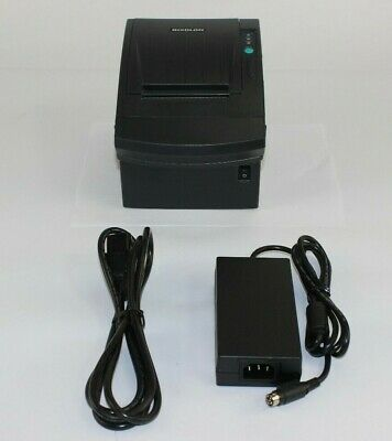 Bixolon Srp-350plus Paralell Pos Thermal Receipt Printer Ac Adapter