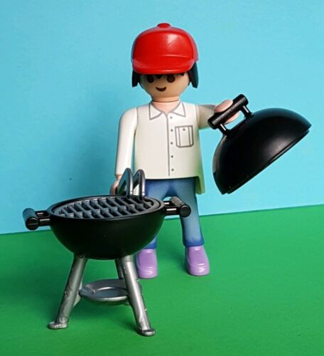# Playmobil Grill Meister Kugel-Grill Party Grill BBQ #