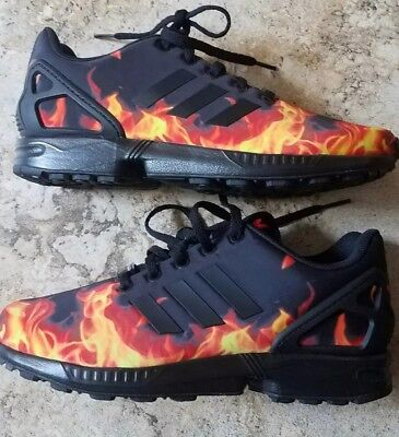 """Adidas zx flux torsion  """"RARE"""" STAR WARS special edition WOMEN'S size7/youth 5.5"""