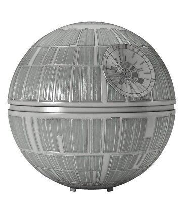 Hallmark Star Wars Death Star Tree Topper NIB Light Sound Remote Xmas Free Ship