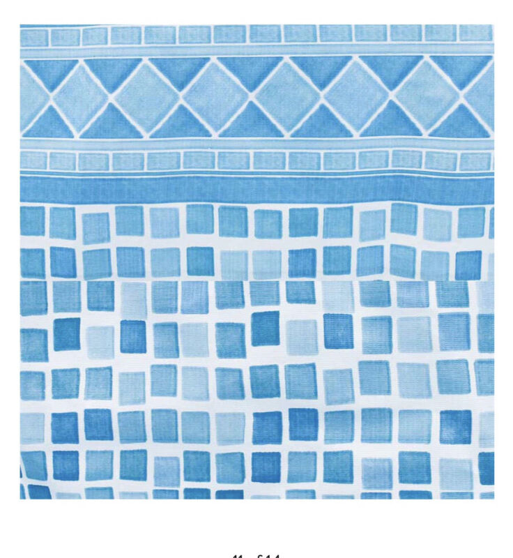 """Summer Waves Elite 14ft X 42"""" Pool Liner Replacement LINER ONLY"""