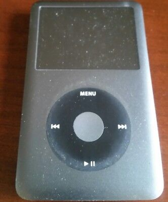 Apple iPod Classic 160GB Black MC297LL/A 7th Generation Complete W/ Box  comprar usado  Enviando para Brazil