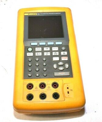 Fluke 744 Hart Documenting Multifunction Process Calibrator Unit Only A10