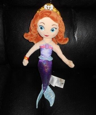 Sofia The First Mermaid Toy (13