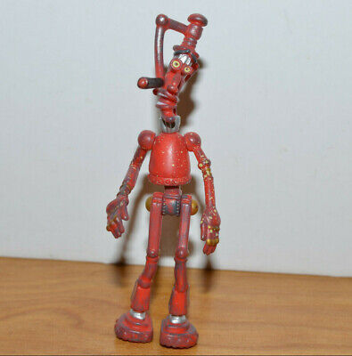 "ROBOTS MOVIE FENDER ACTION FIGURE 3.5"" TALL 2005 ROBIN WILLIAMS CHARACTER"
