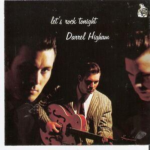 Darrel Higham & The Enforcers - Let's Rock Tonight (Rockabilly) (CD-R)