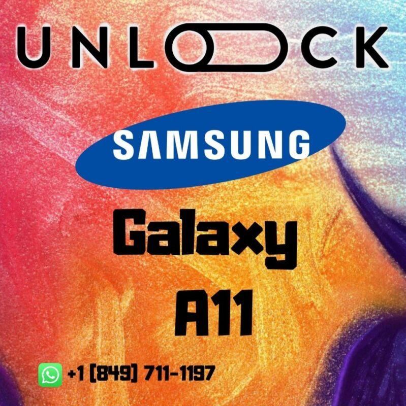 UNLOCK REMOTE SAMSUNG A11 SM-A115U/ A115U1 T-Mobile / Metro Pcs