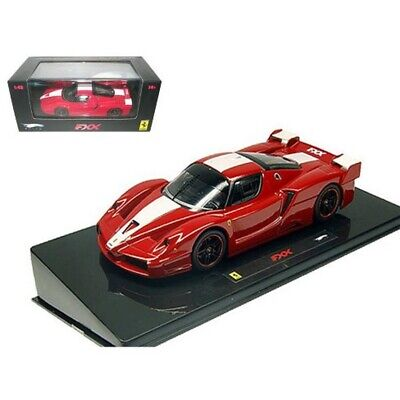 Ferrari Enzo Fxx - Nice 1/43 Ferrari Enzo FXX Red Hot Wheels Elite Ixo Models