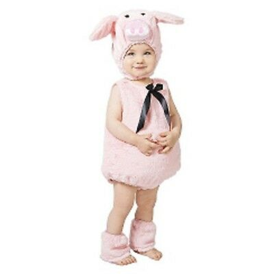 Dream Weaver Piglet Infant Costume Size 18-24 Month, Little Piglet Baby/Toddler - Baby Piglet Costume