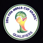 World Cup Patch