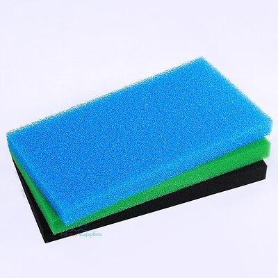 Reticulated Open Cell Foam Sponge Filter Media Aquarium Fish HMF Sump 23