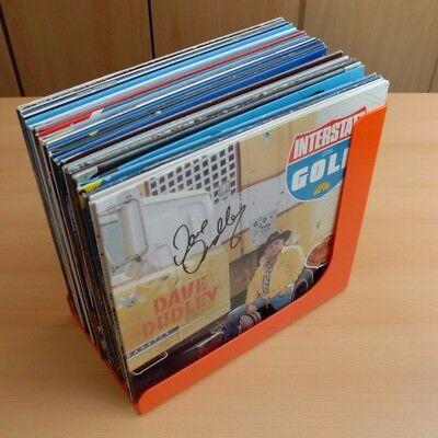 Konvolut Schallplatten LP Country Musik, u.a. Dave Dudley mit Autogramm , Truck  ()