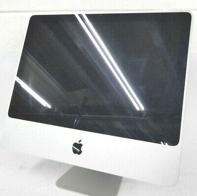 Apple iMac 20-Inch Core 2 Duo E8135 2.66GHz (Early 2009) 2GB RAM 500GB SATA HDD