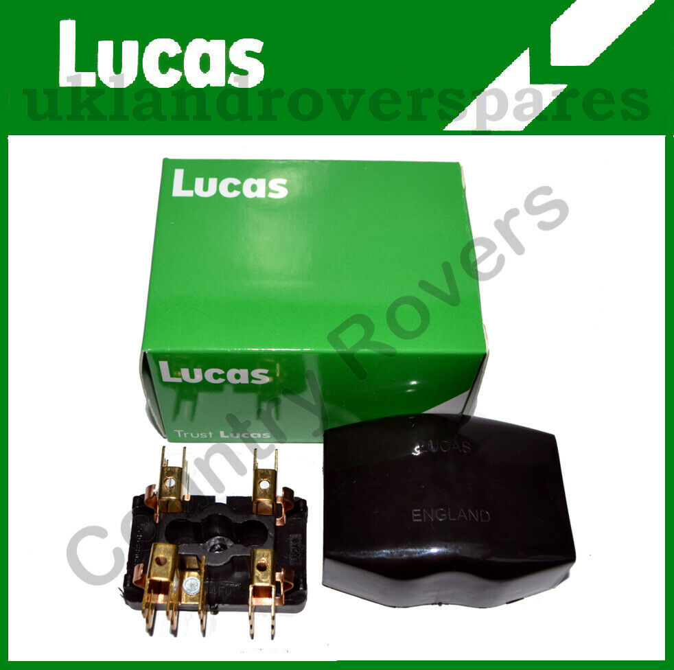 TVR 2500M 1972-1977 Lucas CAJA DE FUSIBLES /& Tapa; 606253A 4FJ 54038068