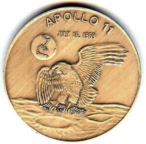 N311-NASA-SPACE-COIN-MEDAL-APOLLO-11