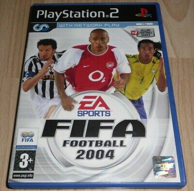 FIFA 2004...Playstation 2 Game for sale  Shipping to Nigeria