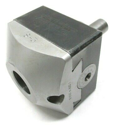 Criterion 1 3 X 3 Square Boring Head W 34 Shank - S-3