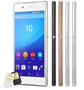 New Sony XPERIA Z3+ Dual E6533 Octa 20.7MP 4G LTE (FACTORY UNLOCKED) 32GB Phone
