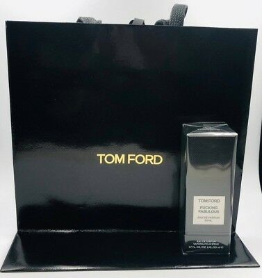 TOM FORD...FUCKING FABULOUS LIMITED EDITION PRIVATE BLEND 1.7 Fl 50ml + BAG NEW