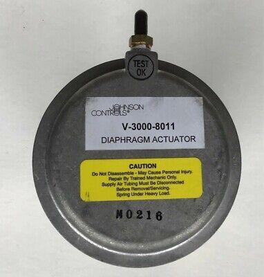 Johnson Controls Diaphragm Actuator V-3000-8011