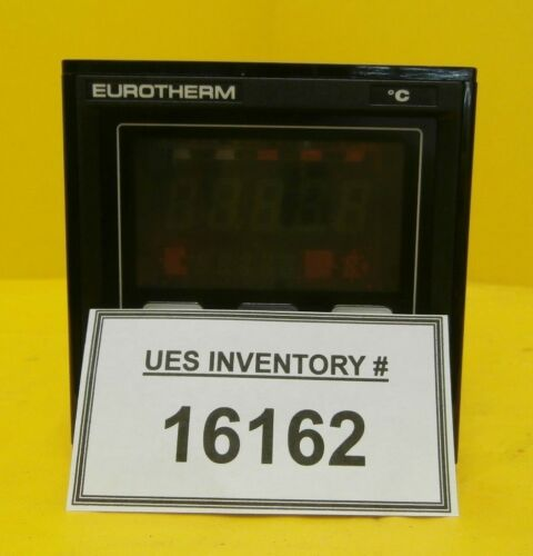 Eurotherm Controls 818 Series Celsius Temperature Controller Programmer Used
