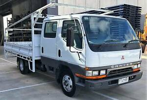 1999 Mitsubishi Canter Tray Derrimut Brimbank Area Preview