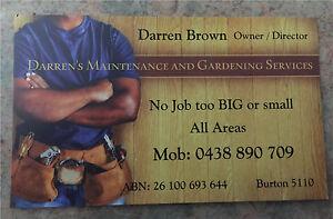 General House Maintenance & Handyman Services Burton Salisbury Area Preview