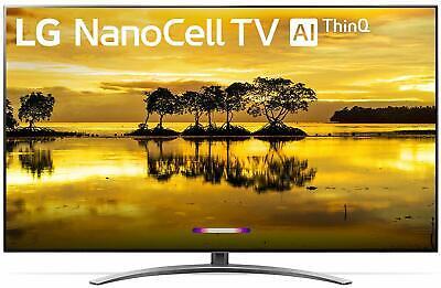 LG 55SM9000PUA Nano 9 Series 55 4K Ultra HD HDR Smart NanoCell TV w/ 4 HDMI