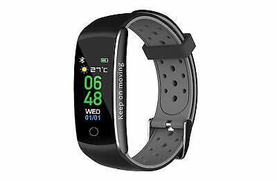 Denver BFH-14 Fitnessband mit Bluetooth Tracker Fitness Armbanduhr