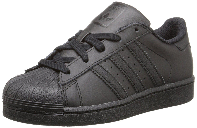 PS Adidas Superstar C Black//Black//Black D70185