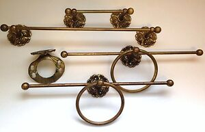 Brilliant Sell Antique Brass Bathroom Accessories Brass Vintage Bath Hardware