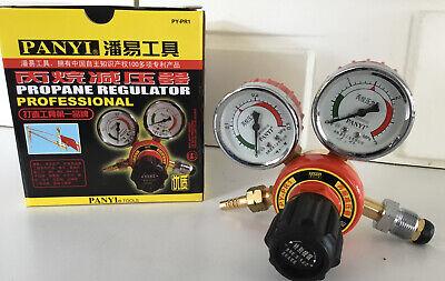 Panyi Propane Torch Regulator - Propane Cutting Welding Brazing