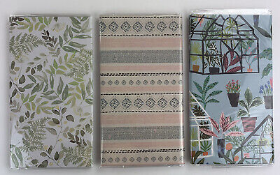 Jot Sticky Notes Lot Of 3 Trifold Folios Memos Notes Flags Fern Textile Plants