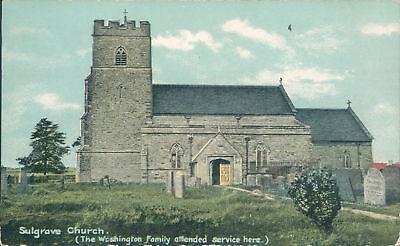 Sulgrave church delittle fenwick shurey