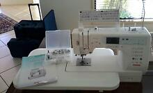 Sewing Machine, Janome Memory Craft 6600 Middle Ridge Toowoomba City Preview