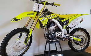 2015 honda crf 250r dirtbike 250cc Chinchilla Dalby Area Preview