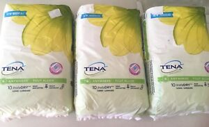Tena female incontinance pads!