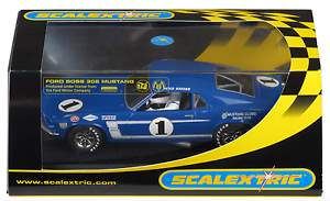 Scalextric Ford Boss 302 Mustang 1969 Rowville Knox Area Preview
