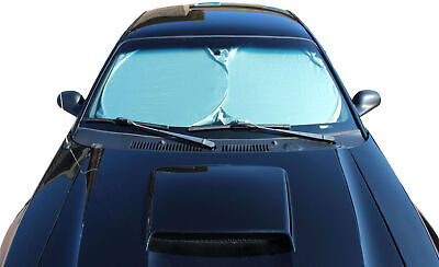 "Clearance - ABN Windshield Sun Shade Jumbo Car Sun Shade 30"" x 63"""