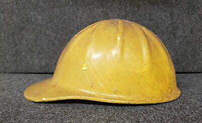 Vintage Willson Aluminum Hard Hat. Logger Miner Construction Laborer.