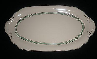 Vintage J & G Meakin Sunshine Sol Platter Art Deco Excellent Condition  for sale  United Kingdom