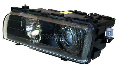 BMW 740i 740iL Magneti Marelli Left Headlight Assembly LUS4532 63128352743