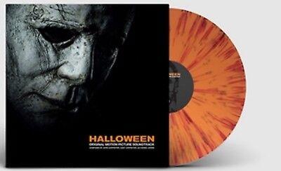 Halloween LP  BLOODY PUMPKIN Colored Vinyl Soundtrack  John Carpenter](Halloween Soundtrack John Carpenter)