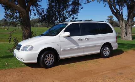 2005 Kia Carnival **LOW 93,900 KMs** Immaculate Condition Australind Harvey Area Preview