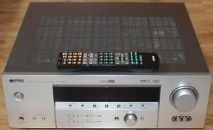 Yamaha Natural Sound Surround Sound AV Receiver with Remote