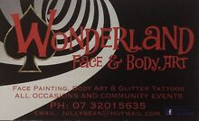 Wonderland Face Painting Ipswich Ipswich City Preview