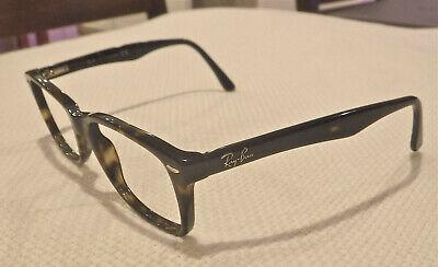 Neu Ray-ban Brille mit Schildplatt Rahmen Modell Nr. RB 5228 2012