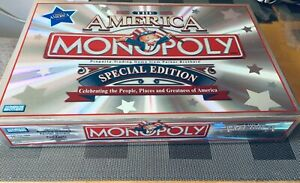 MONOPOLY- THE AMERICA SPECIAL Edition -$30 OBO