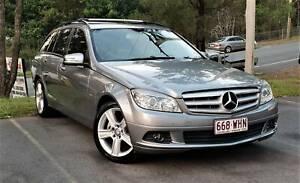 2010 Mercedes-Benz C220CDI Wagon! Everton Hills Brisbane North West Preview